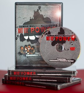 Hit It!® P.O.W.E.R. DVD