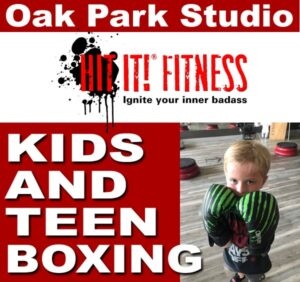 Kids and Teen Boxing